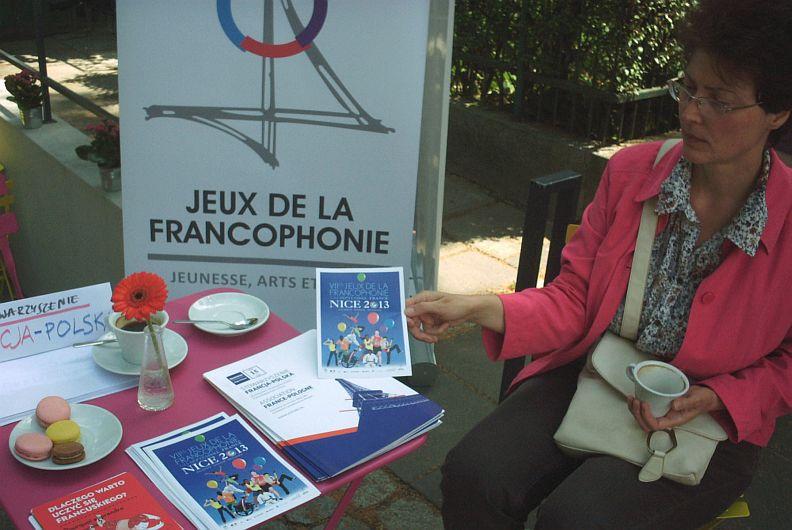 Stowarzyszenie Francja-Polska na Francuskiej, 14 lipca 2013