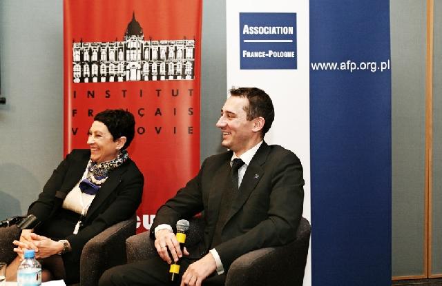 """Konferencja """"Język francuski atutem u pracodawcy"""" 5 marca 2009"""
