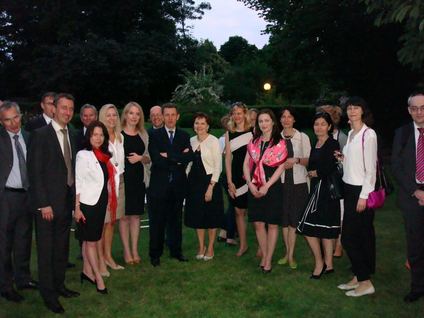 Spotkanie absolwentów renomowanych francuskich szkół wyższych – 25 czerwca, Ambasada Francji
