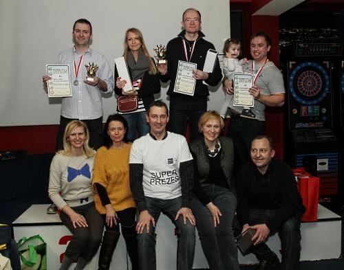 XII Mistrzostwa Gry w Kręgle 4.02.2012
