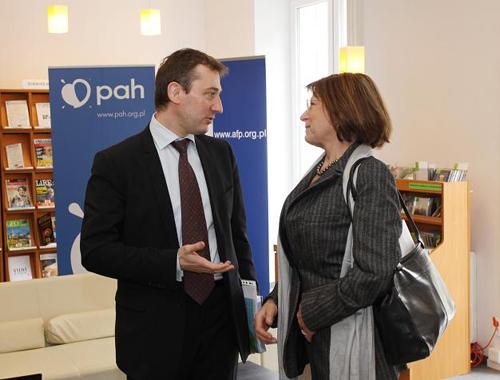 MówimyPoFrancusku.pl – konferencja prasowa