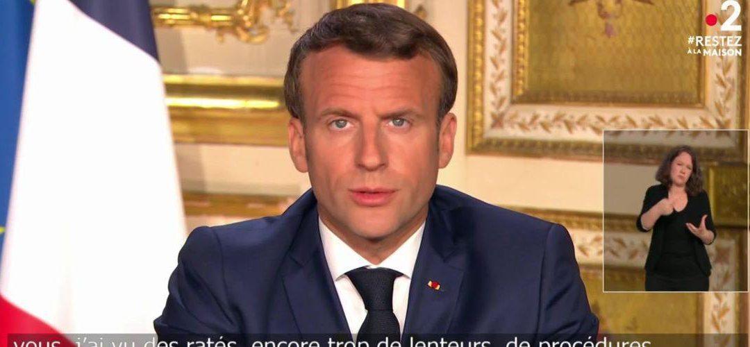 Przemówienie Prezydenta Francji Emmanuela Macrona