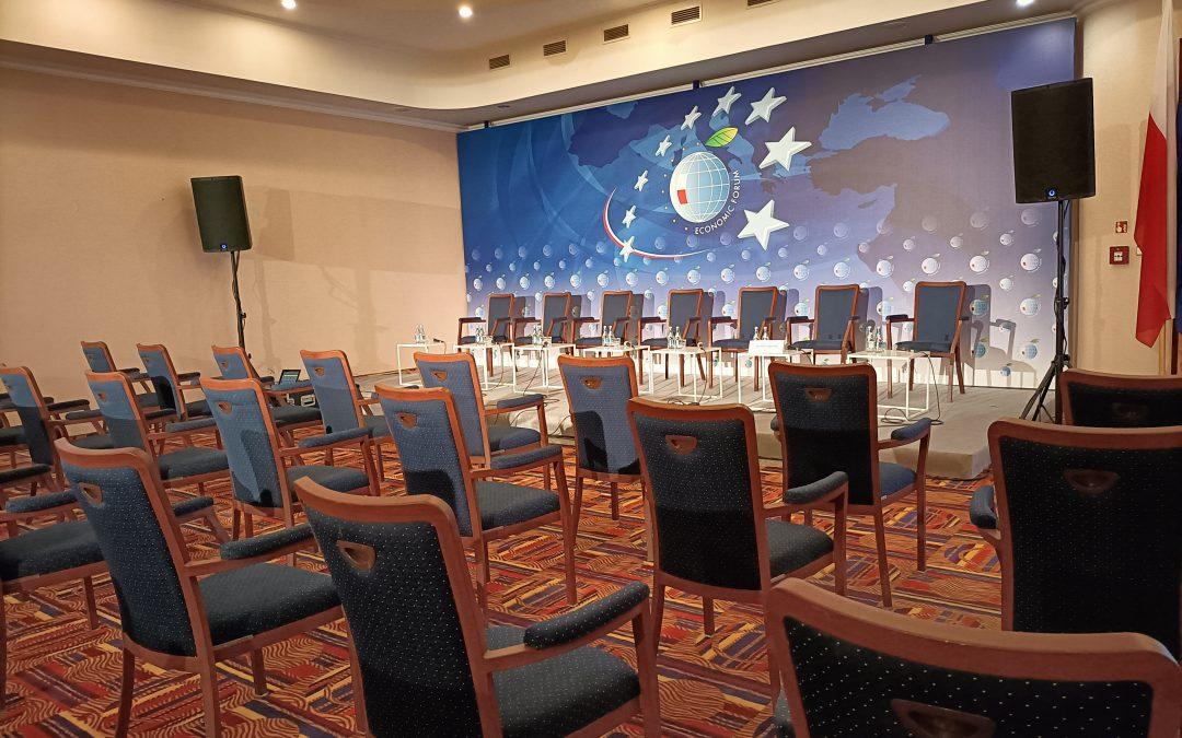 ZApraszamy na transmisję live z debaty stowarzyszenia na forum ekonomicznym w karpaczu – dziś 15:40!